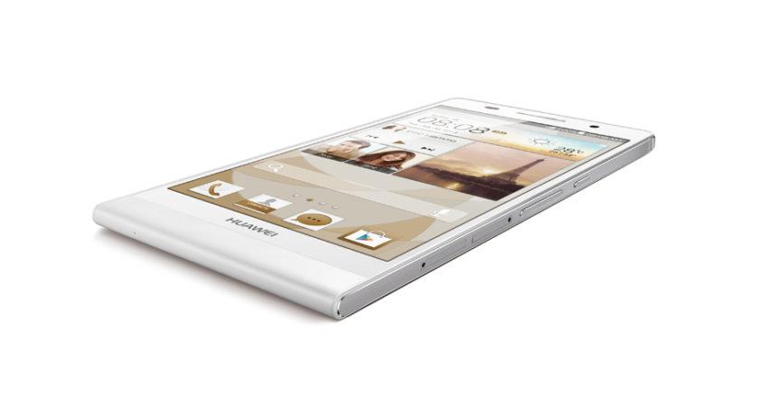 Tenký elegán z Číny. Recenze Huawei Ascend P6