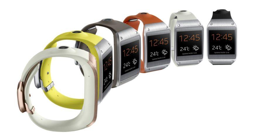 Samsung představil chytré hodinky a nejnovější tabletomobil