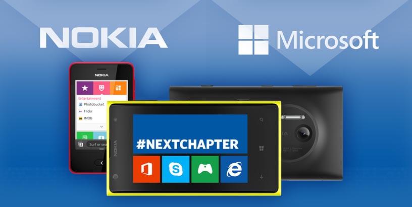 Znáte historii Nokie a Microsoftu?