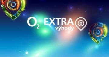 O2 Extra výhody
