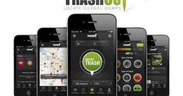 Aplikace Trashout se dostala do akcelerátoru Wayra