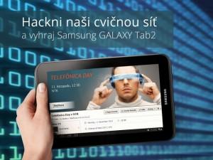 Hackaton o tablet Samsung Galaxy Tab 2