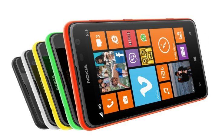 Recenze: Lumia 625 je dostupný telefon s  LTE