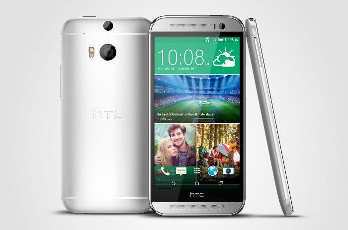 HTC One M8: kouzla s foťákem a kovové tělo