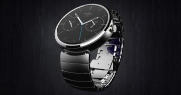 Chytré hodinky Motorola 360