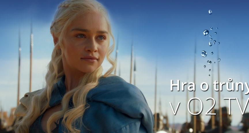 Nová řada Hry o trůny míří do O2 TV. S prvním dílem pouštíme HBO všem.