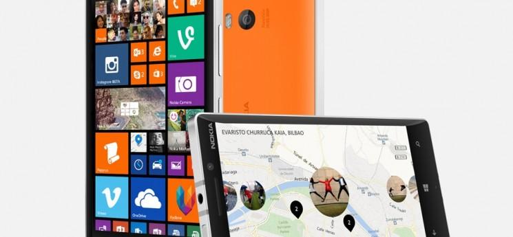 Nokia se vrací do extraligy. Nová Lumia 930 patří k nejlepším