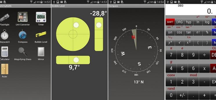 Udělejte si z mobilu švýcarský armádní nůž