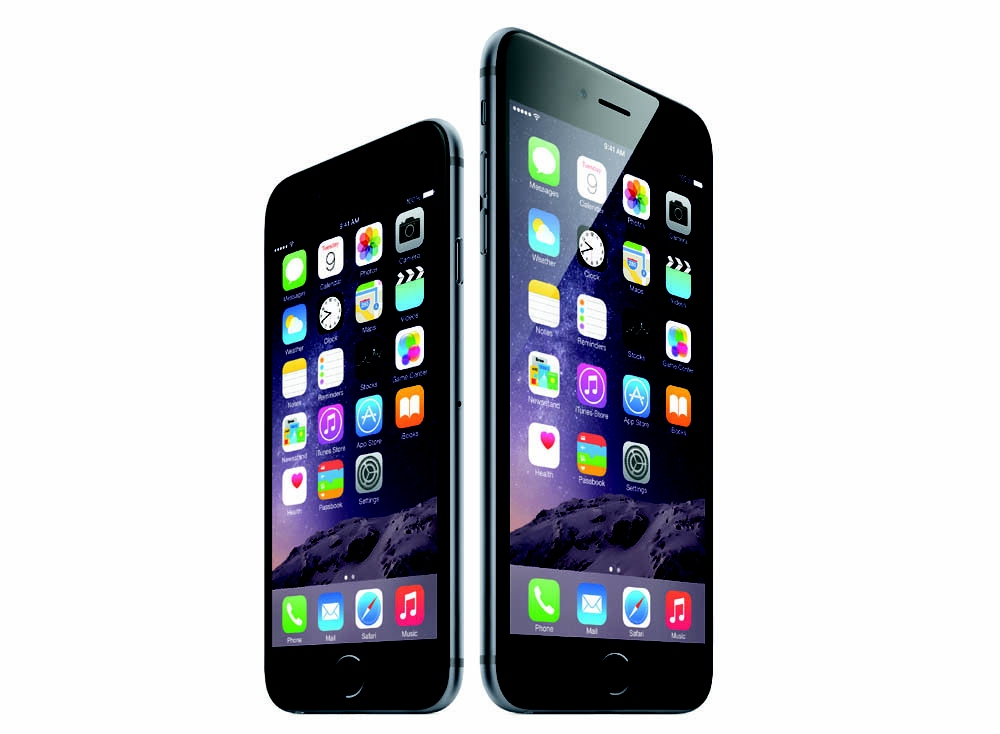 iPhone 6 a iPhone 6 Plus