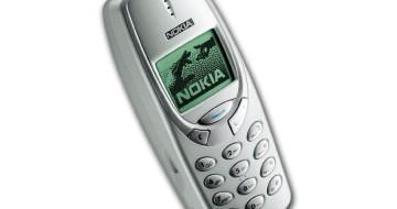 Retro Vánoce: Nokia 3310