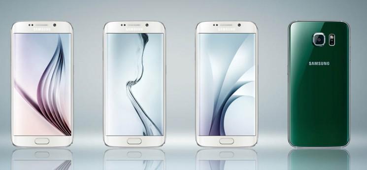 Samsung předvedl nový top model S6 a ještě lepší S6 edge
