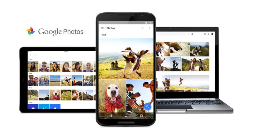 Google se postará o všechny vaše fotky, Apple vám přinese hudbu