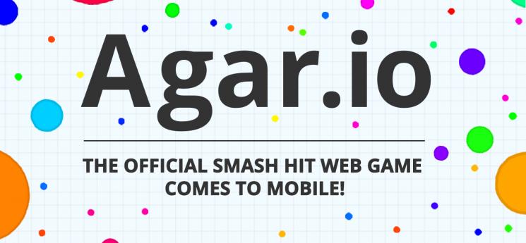 Tohle je teď největší hit a jmenuje se Agar.io