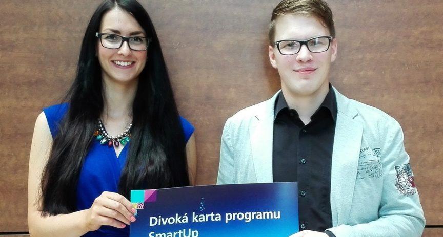 SmartUp pomáhá mladým medikům