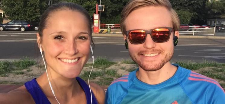 David běhá s Runkeeprem. Proč byste ho měli vyzkoušet?