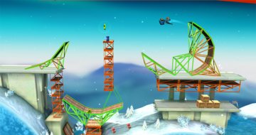 Bridge Constructor Stunts 1