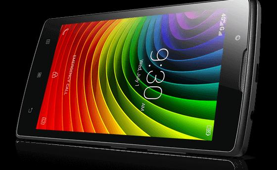 Nejdostupnější LTE smartphone. Test Lenovo A2010
