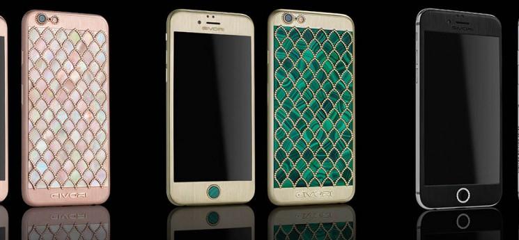 Milionářské mobilní Vánoce, to je diamantový iPhone