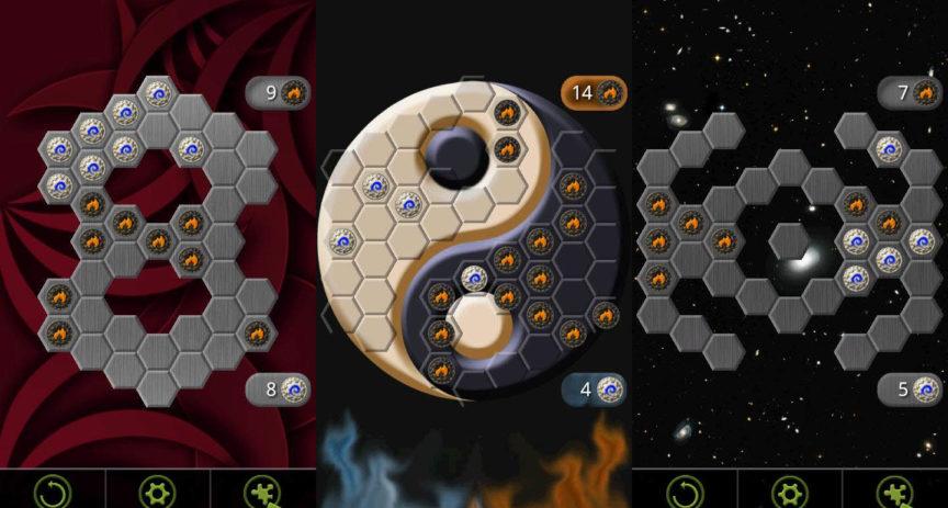 Hexxagon vás zadarmo zabaví na dlouhé hodiny