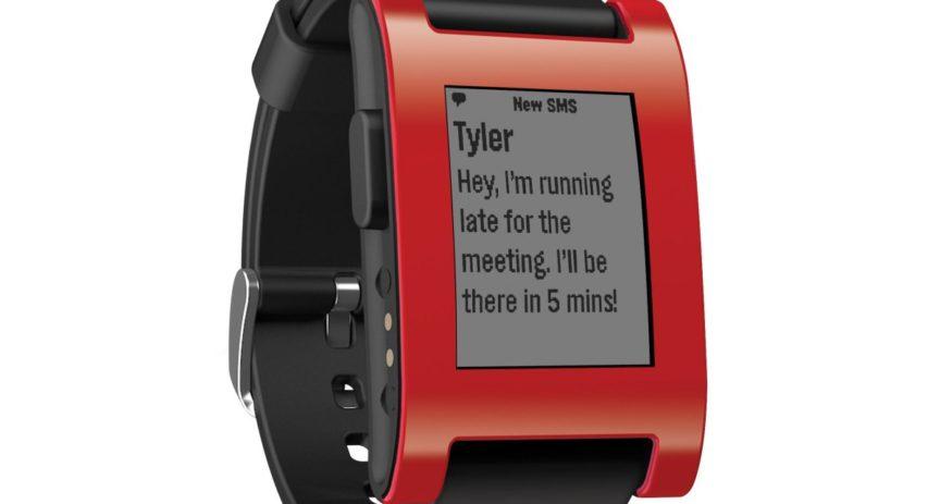 Test: Chytré hodinky Pebble Classic nadchnou výdrží baterie