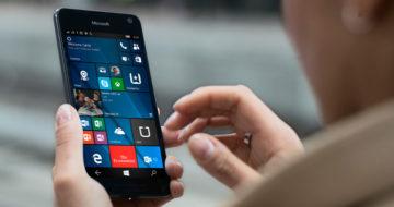 Lumia 650 5