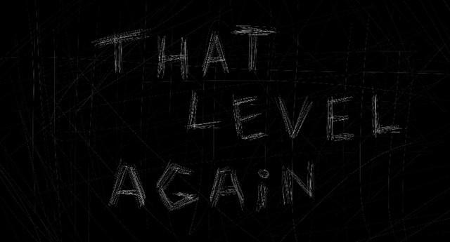 That level again je ďábelská hra: jednu úroveň budete muset řešit 64x