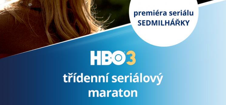 Všechny zákazníky O2 TV čekají tři dny filmového a seriálového maratonu s HBO 3.