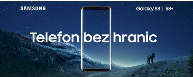 Špičkový Samsung Galaxy S8 je tu. S předobjednávkami u O2 jej můžete mít dříve.