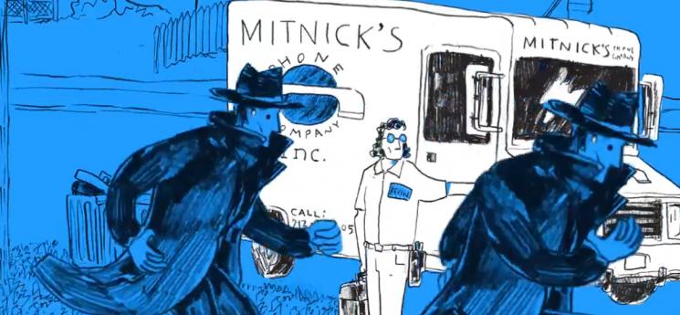 O2 přiveze klientům hackerskou legendu Kevina Mitnicka
