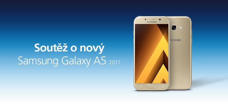 Sledujte realtime show O´všem a vyhrajte zbrusu nový Samsung Galaxy A5