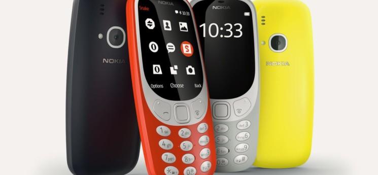 Ikonická NOKIA 3310 je zpátky u O2. 10 důvodů, proč ji mít!