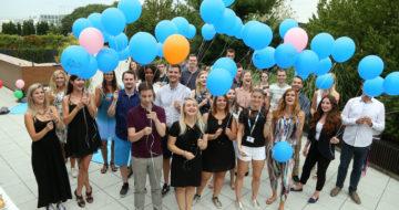 Balónková certifikace – Internship letí dál