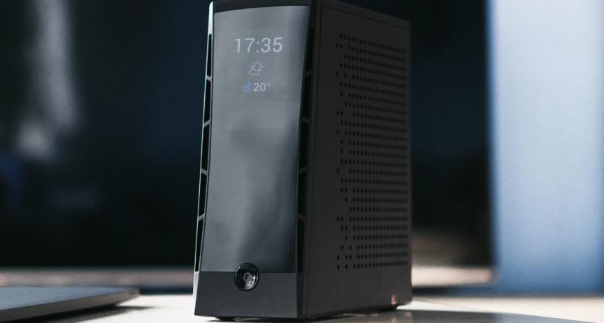 O2 vystavuje svůj chytrý modem Smart Box na Czech Design Weeku
