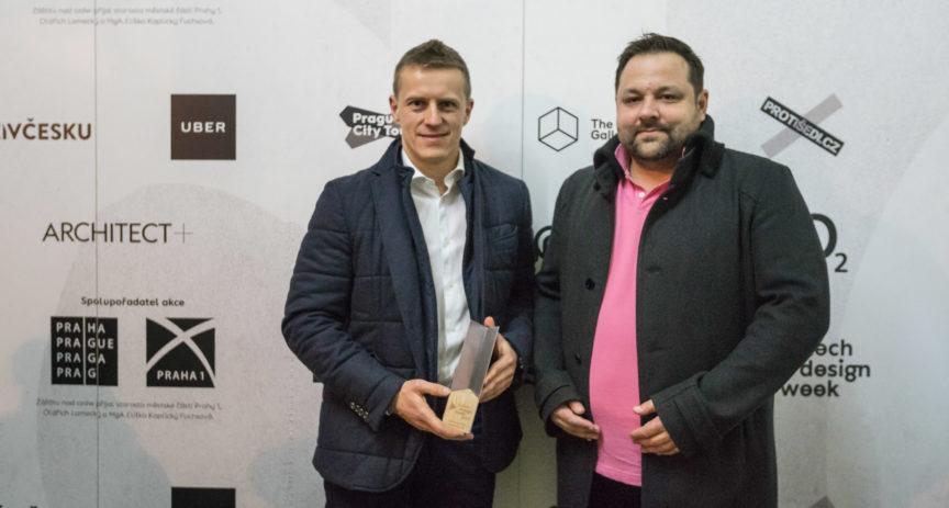 O2 Smart Box získal ocenění na Czech Design Weeku