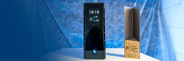 O2 Smart Box získal ocenění na Czech Design Weeku