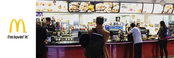 Pomáháme McDonald's digitalizovat jeho restaurace