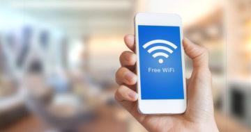 Za málo peněz hodně Wi-Fi