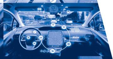 V O2 připravujeme prostředí pro autonomní vozidla