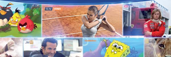 Vybraní zákazníci prodejce OKAY dostanou O2 TV na dva měsíce zdarma