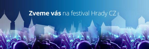Hudební festival Hrady CZ bude zakončen na Bezdězu. Stáhněte si aplikaci O2 Extra Výhody