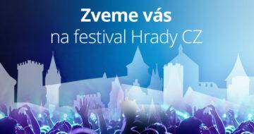 Na festival Hrady CZ si zajeďte do Hradce nad Moravicí. Stáhněte si aplikaci O2 Extra Výhody