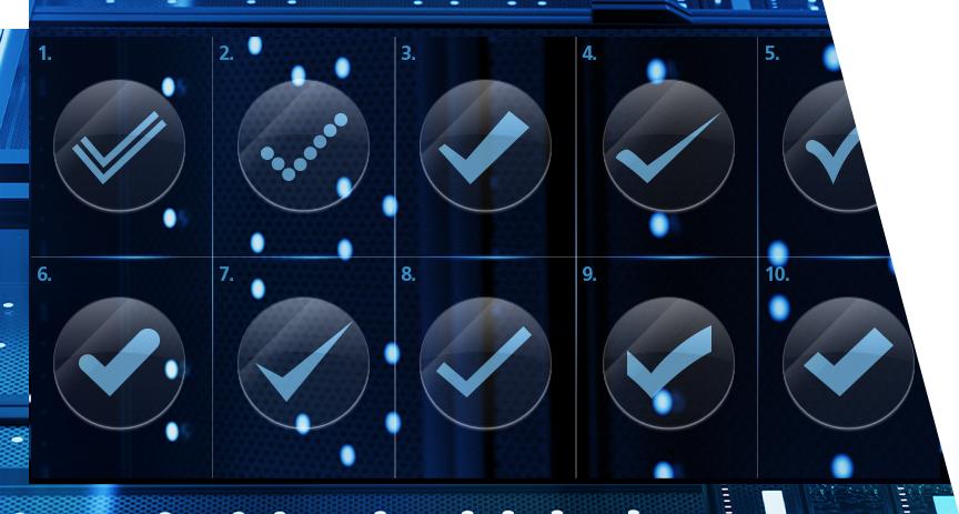 10 důvodů, proč mít své IT v datovém centru O2