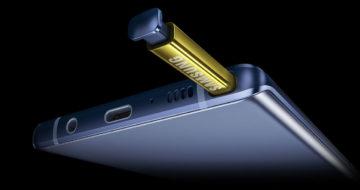 O2 zahajuje předobjednávky špičkového telefonu Samsung GALAXY Note9