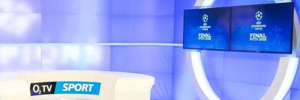 O fotbalové přenosy mají zákazníci O2 TV velký zájem