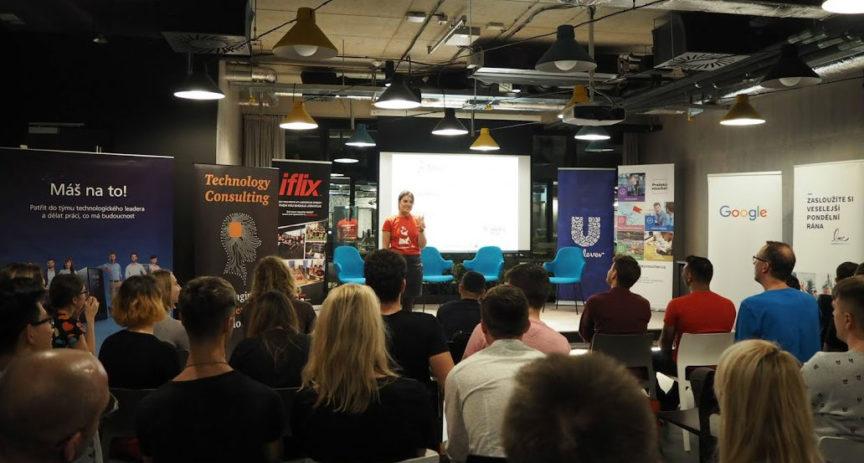 O2 bylo partnerem akce Startup Weekend Prague