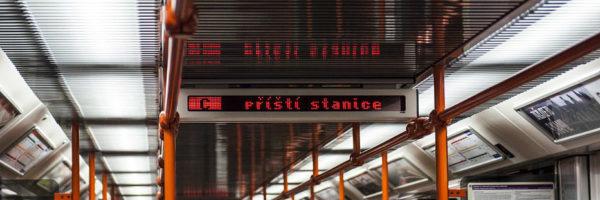 Rychlá mobilní data si můžete i díky O2 užívat v dalším úseku pražského metra