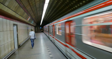 K rychlým mobilním datům se i díky O2 můžete připojit v dalším úseku pražského metra