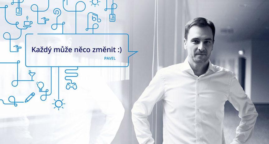 Šéf HR v O2 Pavel Milec: Každý může něco změnit