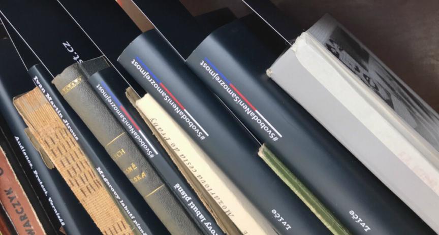 Prostřednictvím O2 Knihovny připomínáme tvorbu autorů, kteří před rokem 1989 nemohli svobodně publikovat