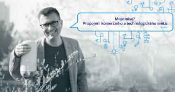 Honza Hruška: Moje mise? Propojení komerčního a technologického světa